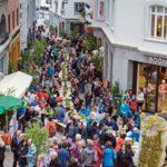 «La Tavolata» St. Moritz: der längste Tisch des Engadins