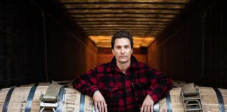 Matthew McConaughey wird Creative Director von Wild Turkey