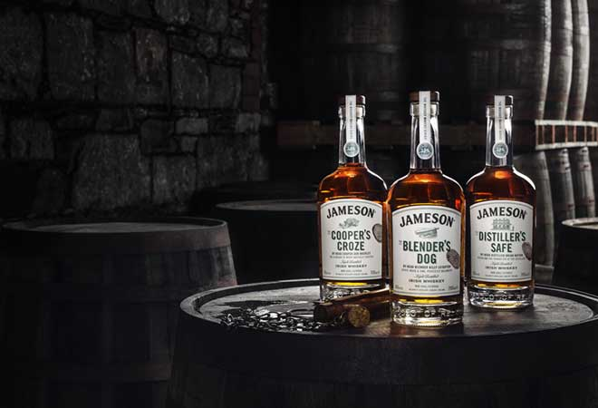 Irish Whiskey meets Craft Beer: Jameson Caskmates
