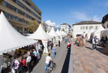 Salon VINEA 2016: Tour der Schweizer Weine