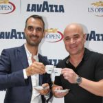 Andre Agassi ist Lavazza Markenboschafter