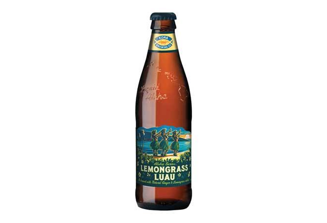 Kona Beer Lemongras