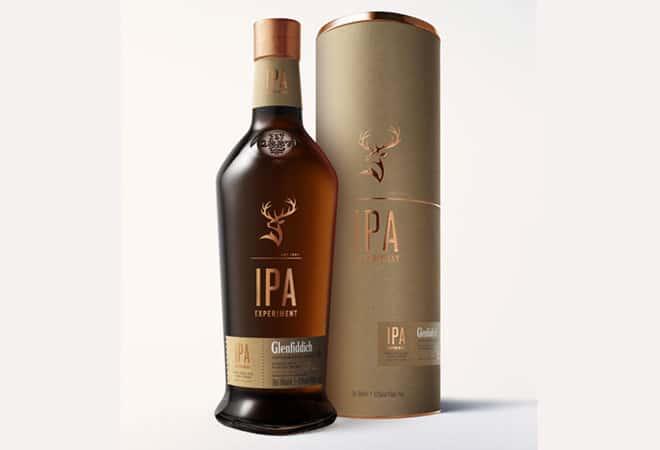 Glenfiddich IPA Experiment: In IPA Bierfässern gereift