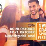 SWISS CRAFT SPIRITS FESTIVAL geht in die erste Runde
