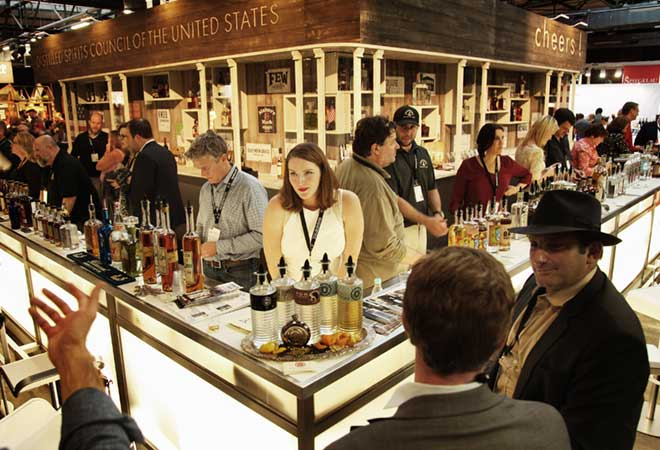 10. Bar Convent Berlin mit noch mehr Ausstellern