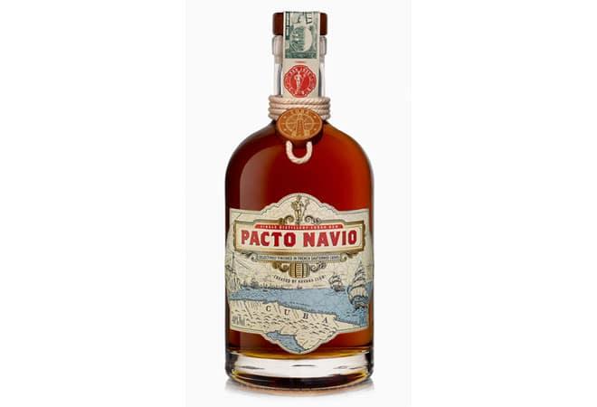 Pacto Navio von Havana Club: Ein Rum mit Geschichte