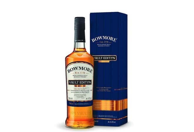 Bowmore launcht Vault Edit1°n Atlantic Sea Salt