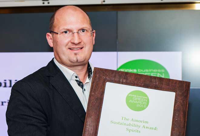Destillerie Farthofer gewinnt britischen Green Award