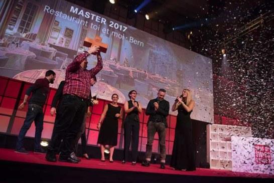 Best of Swiss Gastro 2017: Der Master geht nach Bern!