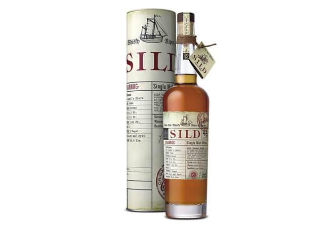 SILD - seegelagerter deutscher Whisky