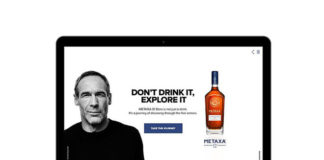 METAXA 12 Sterne: Don't drink it, explore it!