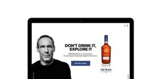 METAXA 12 Sterne: Don't drink it, explore it!