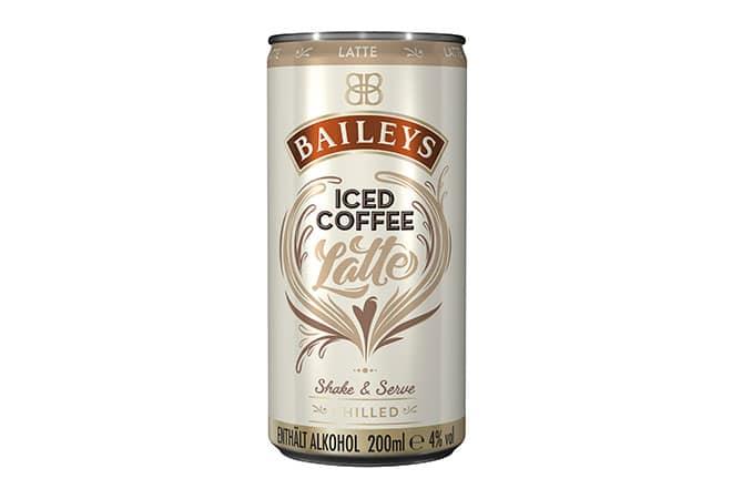 Baileys lanciert Baileys Iced Coffee