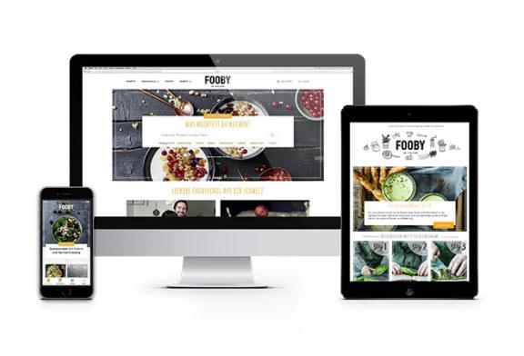 Coop lanciert Kulinarik-Plattform FOOBY