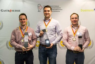 Patrick Thomi ist Schweizermeister der Bier-Sommeliers