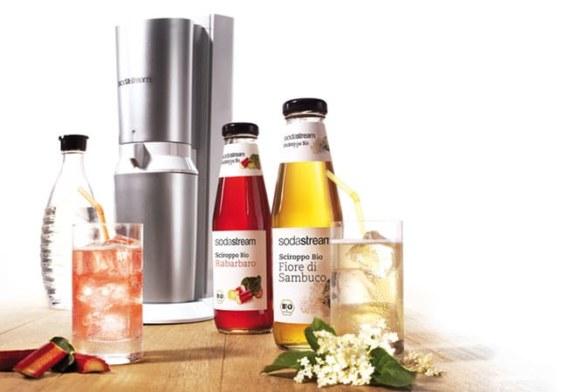 SodaStream ergänzt Sortiment mit Bio-Sirups
