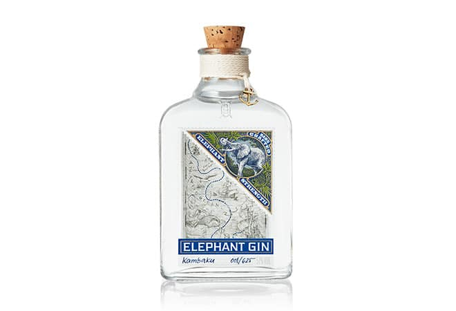 jetzt wird der elephant gin elefantenstark drinks more. Black Bedroom Furniture Sets. Home Design Ideas