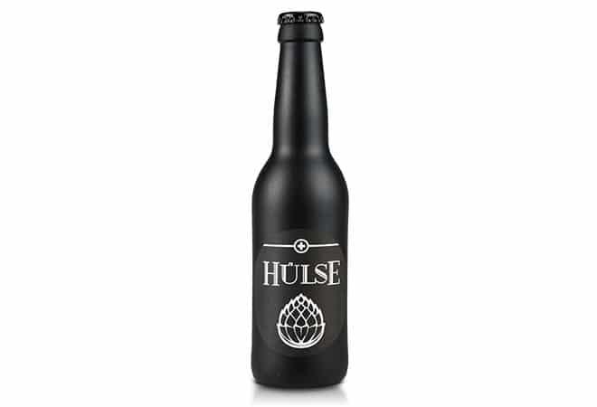 Das Hülse Bier gibt es auch in der trendigen Flasche