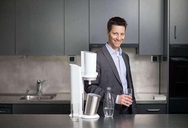 SodaStream Schweiz mit erfolgreichem Geschäftsjahr 2016