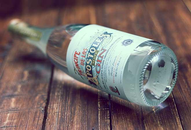 Ein echter Argentinier: Príncipe de los Apóstoles Gin
