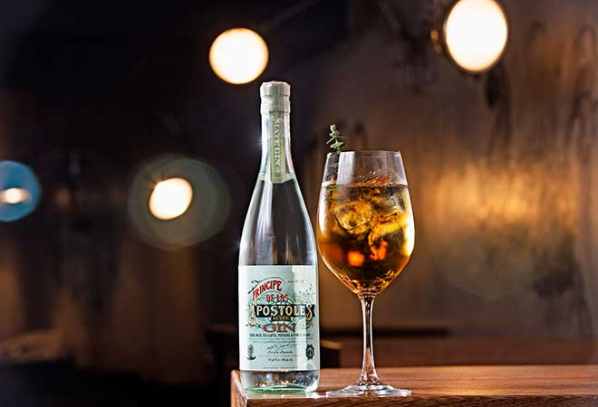 Apostoles Gin aus Argentinien
