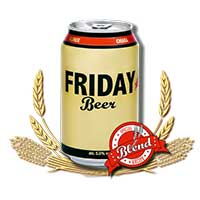 FRIDAY Beer