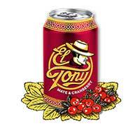 Mate Getränk El Tony