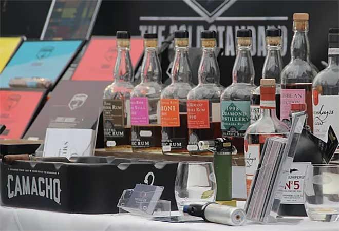 Gin & Rum Festival Luzern 2017