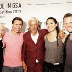 Die Schweizerin Chloé Merz gewinnt die 5. Made in GSA Competition