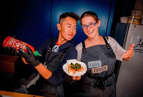 FOOD ZURICH 2017: Zürich wird zum kulinarischen Hotspot