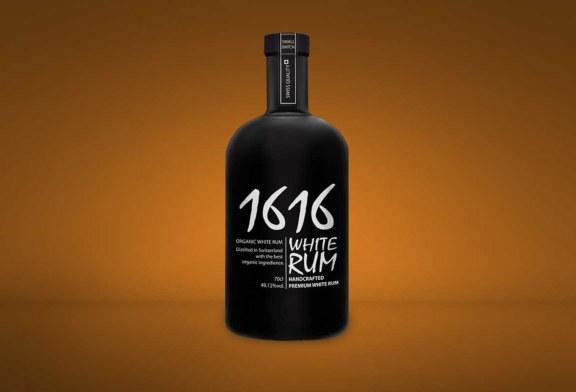 1616 Organic White Rum