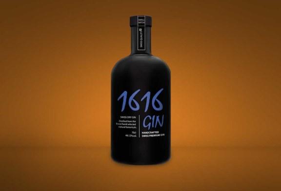 1616 Swiss Dry Gin