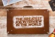 Grant's Whisky startet das tollste Job-Interview der Welt