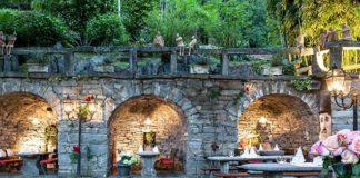 das Ristorante da Enzo in Ponte Brolla