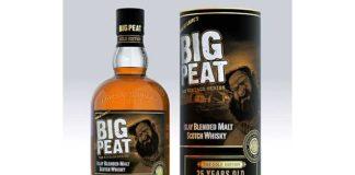 """Douglas Laing & Co seine Big Peat Range und veröffentlicht mit der Big Peat 25 Y.O. """"Gold Edition"""""""