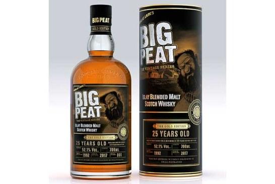 Douglas Laing lanciert Big Peat Vintage Trilogie