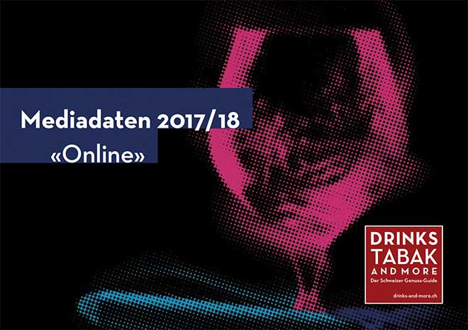 Mediendaten Drinks, tabak and more 2017/18