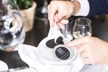 Tropenhaus Frutigen: Manchmal muss es einfach Kaviar sein