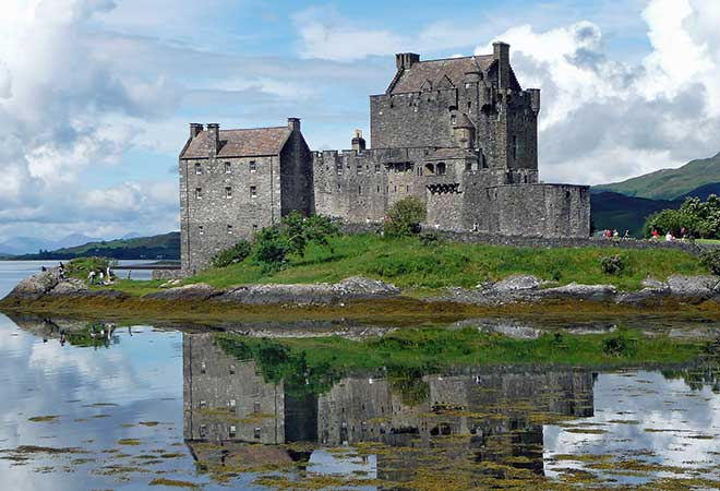 Schlösser in Schottland