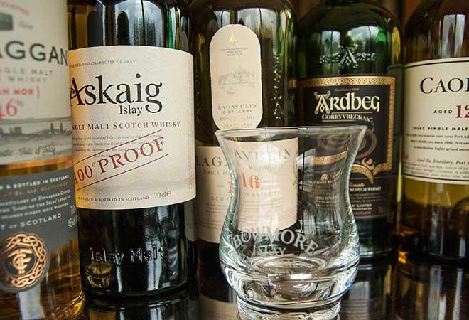 Was wäre Schottland ohne Whisky?