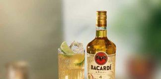 BACARDÍ RUM® launcht 4jährigen dunklen Premium Rum