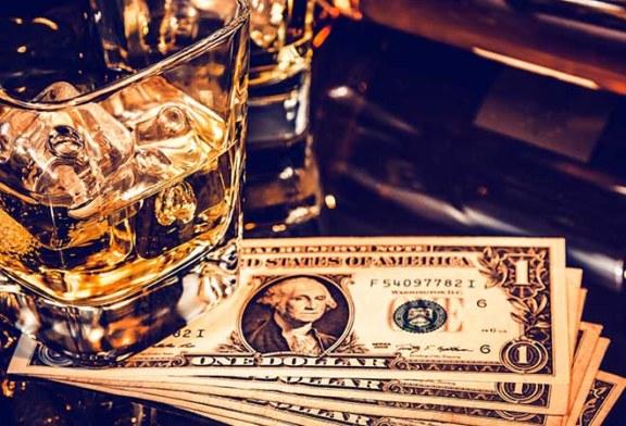 Weltrekord: Zwei Flaschen Whisky für 1,2 Millionen