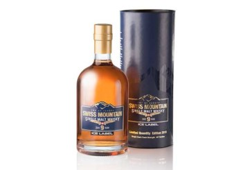 "Rugen Distillery lanciert ""Ice Label"" Whisky 2018"