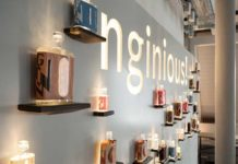 Blick in die Distillerie von Nginious Gin