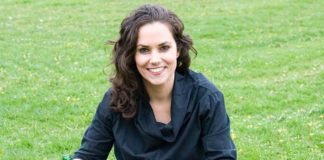 Renate Steger, eine der Gründerinnen von Helga