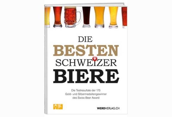 Buchtipp: Die besten Schweizer Biere