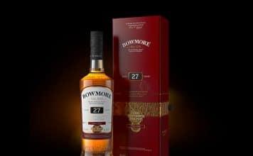 Der neue Bowmore 27Years