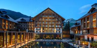 Das Hotel Chedi in Andermatt