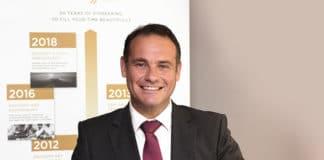 Davidoff CEO Beat Hauenstein