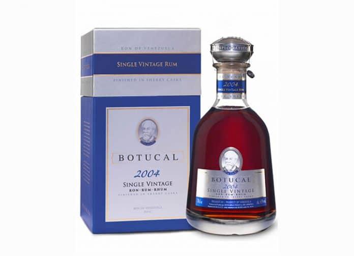 Der neue Rum Botucal Vintage 2004
